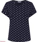 Fransa Cidot naisten t-paita