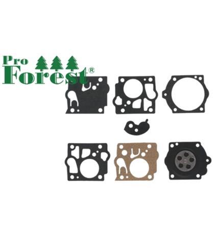 Pro Forest 02-800 Walbro D10-SDC kalvosarja