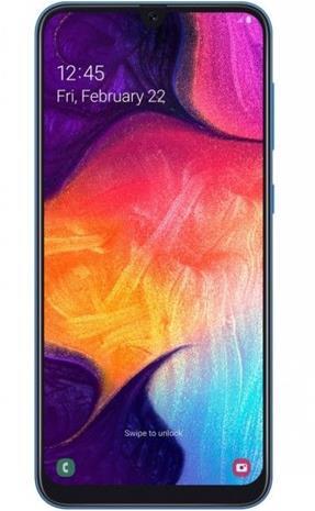 Samsung Galaxy A50 64GB 4GB RAM, puhelin