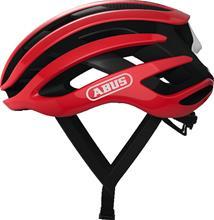 ABUS AirBreaker Pyöräilykypärä , punainen