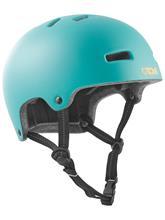 TSG Nipper Maxi Solid Color Helmet satin cauma green Tytöt
