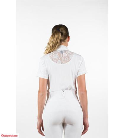 Horze Lace-Detail -naisten tekninen kilpailupaita