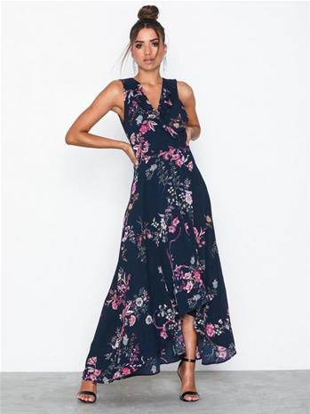 Ax Paris Maxi Flower Dress