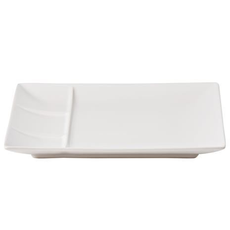 Aida Quadro Tapas Plate, 26x26 cm