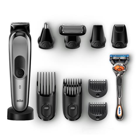 Braun Multi Grooming Kit MGK7021 Face, Head & Body, monitoimitrimmeri