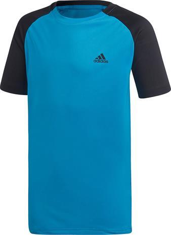 Adidas Boys Club C/B T-Paita Treenipaita, Blue 140