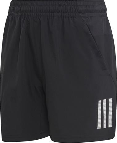Adidas Boys Club 3-Stripes Shortsit, Black 140