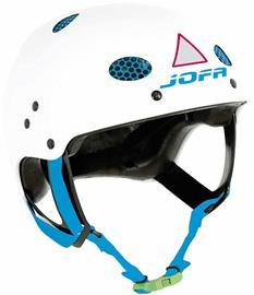 Jofa 715 LS Kypärä M, Valkoinen/Sininen