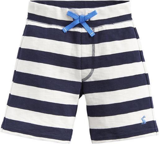 Tom Joule Shortsit, Cream Navy Stripe 3 Vuotta