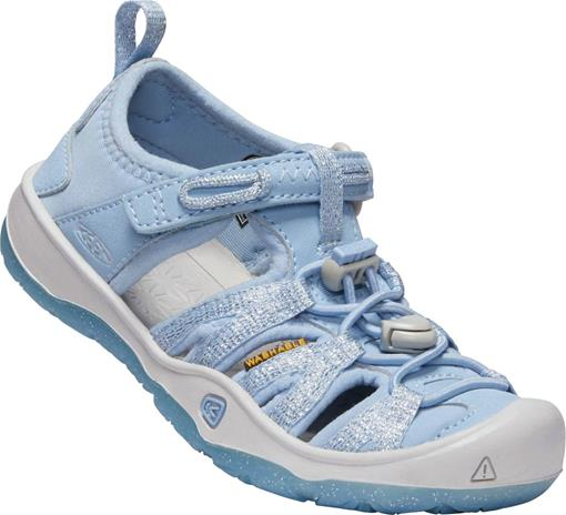 KEEN Moxie Little Kids Sandaalit, Powder Blue/Vapor 29