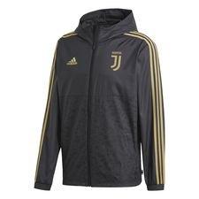 Juventus Tuulitakki - Musta/Kulta