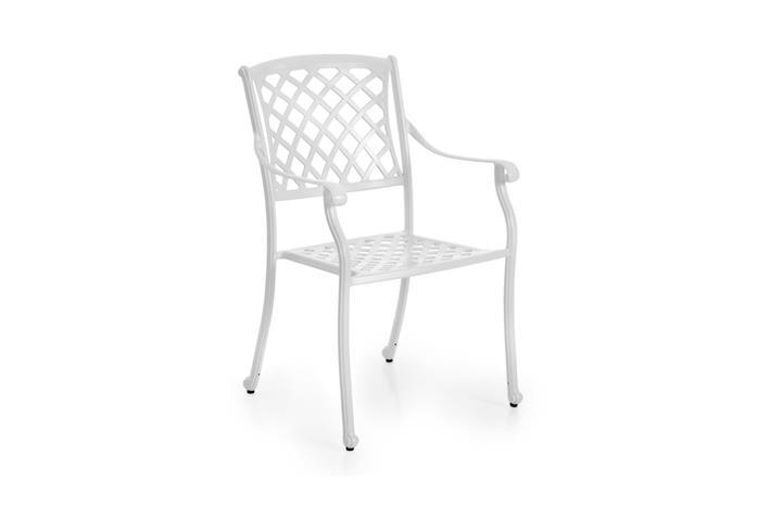 Brafab Arras, käsinojalliset tuolit 4 kpl