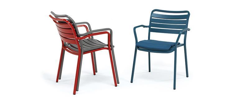 Ethimo Ocean, käsinojalliset tuolit 4 kpl