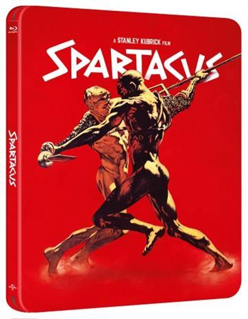Spartacus - Limited Edition Steelbook (1960, Blu-Ray), elokuva
