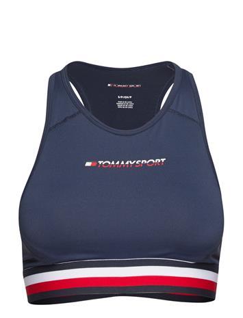 Tommy Sport Sports Bra Mid Support Sininen