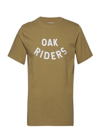 Forä©t Pack T-Shirt - Olive Vihreä