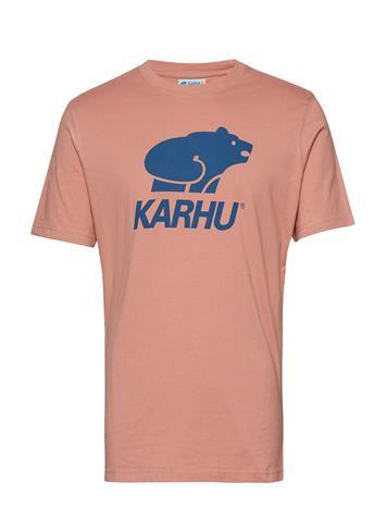 Karhu Basic Logo T-Shirt Monivärinen/Kuvioitu