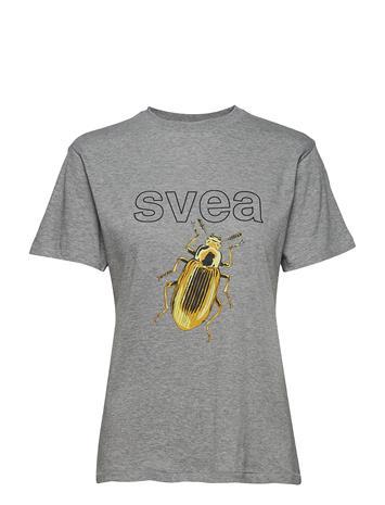 Svea Insect Tee Beige