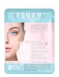 Talika Pink Clay Sheet Mask Nude