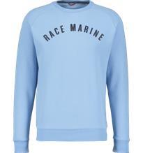 Race Marine M RACE LOGO CREW ALASKAN BLUE