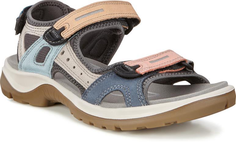 ECCO Offroad Naiset sandaalit , monivärinen
