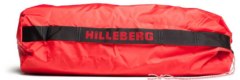 Hilleberg Tent Bag XP telttailutekstiili 63x30cm , punainen