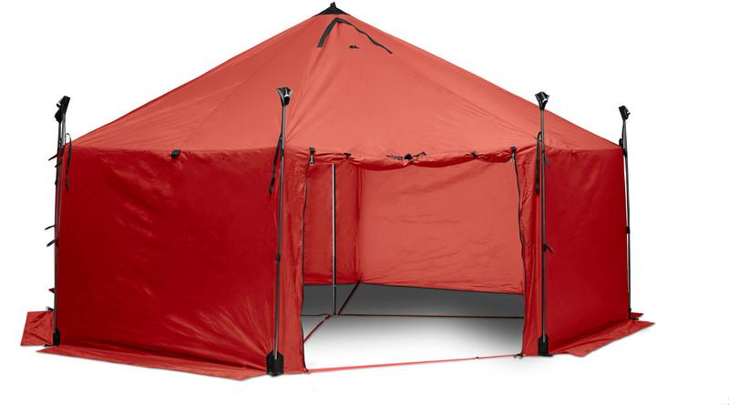 Hilleberg Altai UL Basic teltta punainen, hinta 1109 €