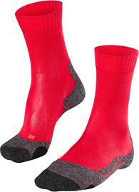 Falke TK2 Cool Naiset sukat , punainen