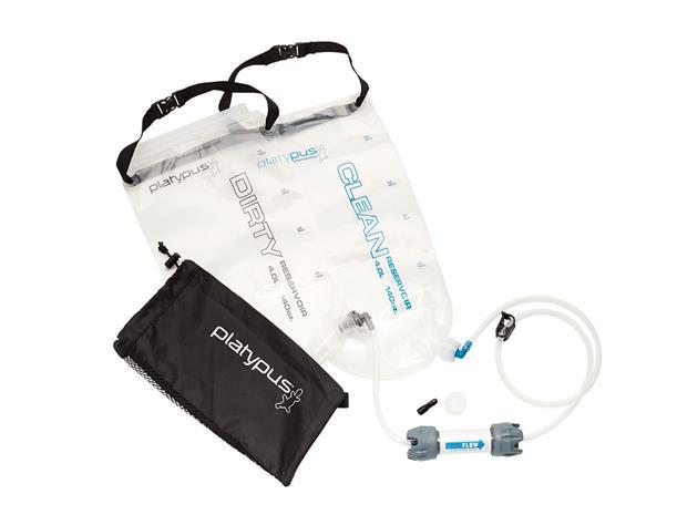Platypus GravityWorks 4l Water Filter System, vedenpuhdistin