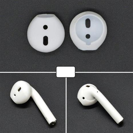 Apple Airpods earpads-suojukset / korvasangat silikonia