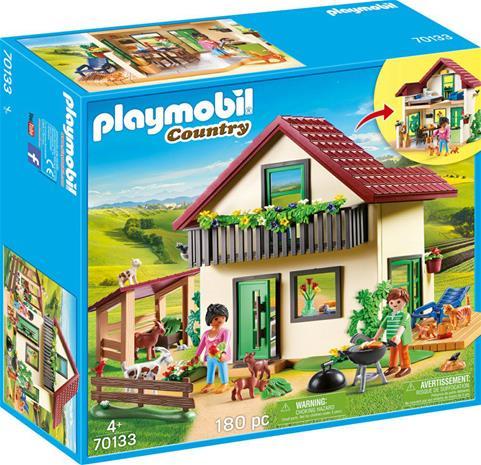 Playmobil Country 70133, nykyaikainen maatalo (Modern Farmhouse)