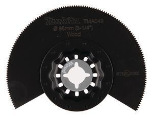 Puolipyöreä segmenttisahanterä Makita TMA049; ä˜85 mm