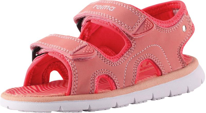 Reima Bungee Sandaalit, Coral Pink 30
