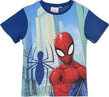 Marvel Spider-Man T-Paita, Sininen 6 vuotta