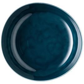 Rosenthal Junto Deep Plate 25 cm, Ocean Blue