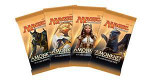 MTG: Amonkhet Booster Pack (Myymälä Vantaa)