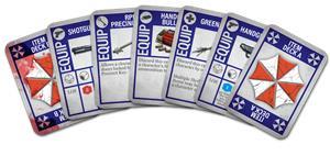 Resident Evil 2: The Board Game LAUTA