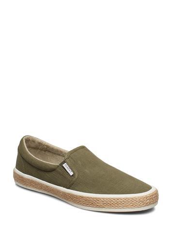 GANT Fresno Slip-On Shoes Vihreä