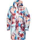 Helly Hansen W MOSS RAINT COAT NAITO FLOWER