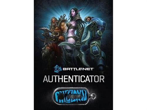 Battle.Net Authenticator, PC-pelitarvike