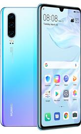 Huawei P30 128GB 6GB RAM, puhelin