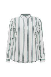 """La Redoute"""" """"Pitkä raidallinen paitapusero, jossa pitkät hihat"""
