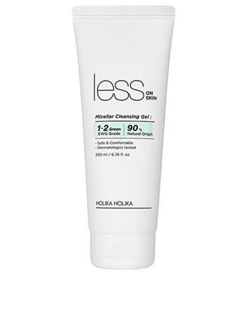 Holika Holika Less On Skin Micellar Cleansing Gel 200ml