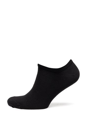 Decoy Ladies Thin Sneaker Sock Musta