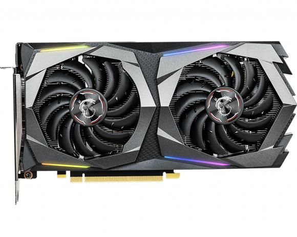 MSI GeForce GTX 1660 Gaming X 6 GB, PCI-E, näytönohjain
