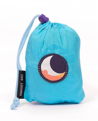 Ticket To The Moon Eco Market Bag 20 L, kassi
