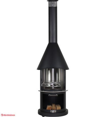 Firestar DN 650, ulkotuli / grilli