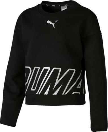 Puma Alpha Pitkähihainen Paita, Black 110