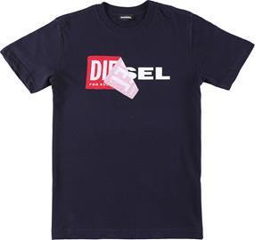 Diesel Tdiego T-Paita, Dark Sky 10 vuotta