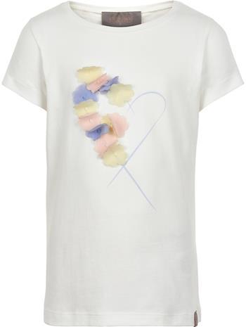 Creamie Heart T-paita, Cloud 128, Lastenvaatteet